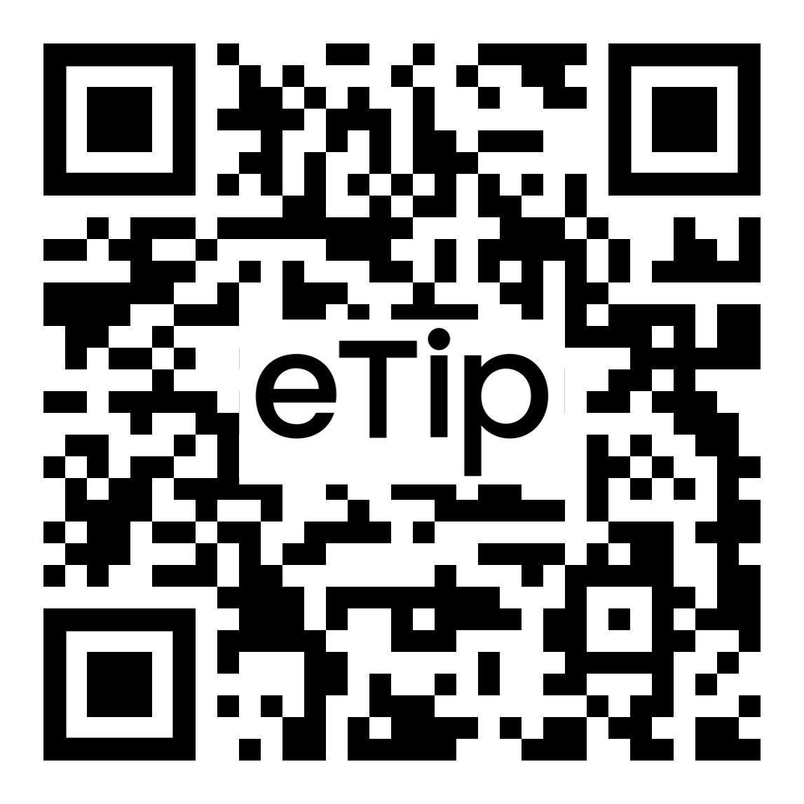Feed The Line QR Code