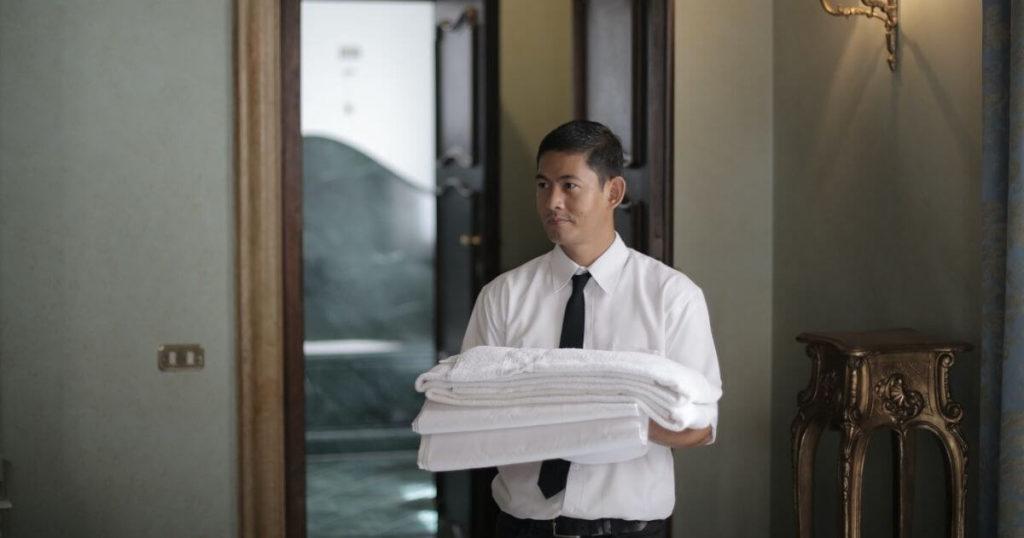 Housekeeper Photo