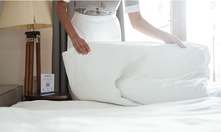 Tipping Use Cases - Hotel Housekeepers